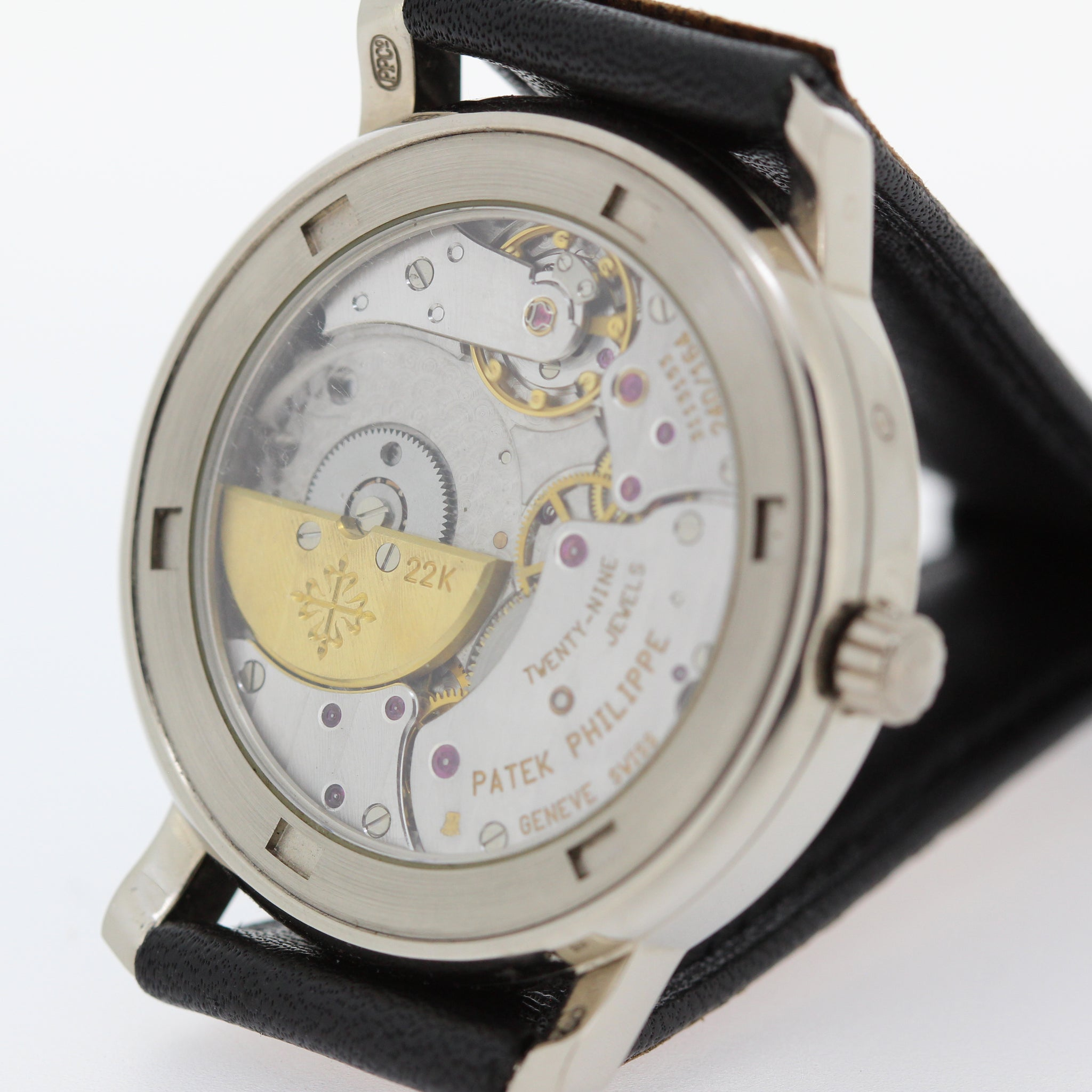 Patek Philippe 5055G Moon Phase Watch