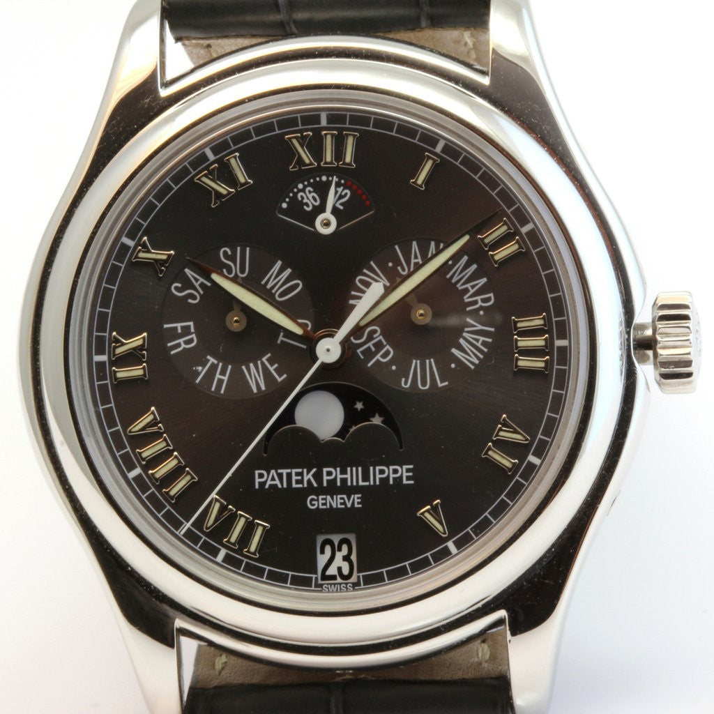 Patek Philippe 5056P Annual Calendar Watch