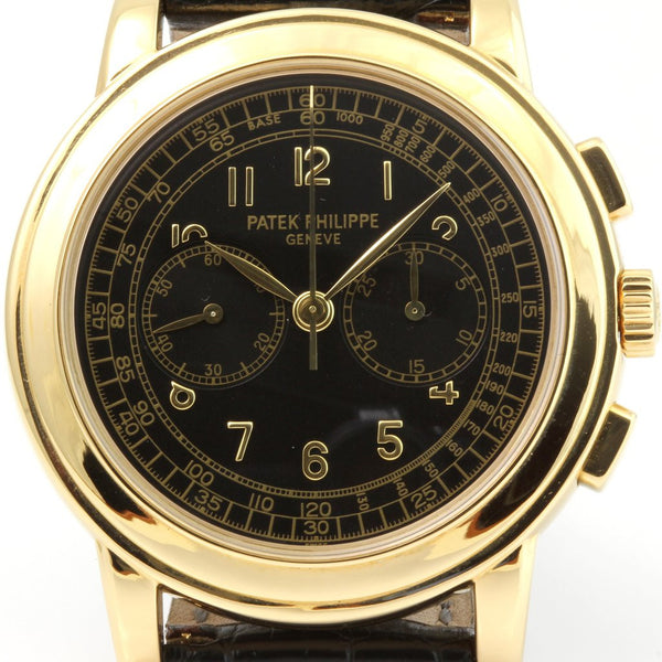 Patek Philippe 5070J Chronograph Watch