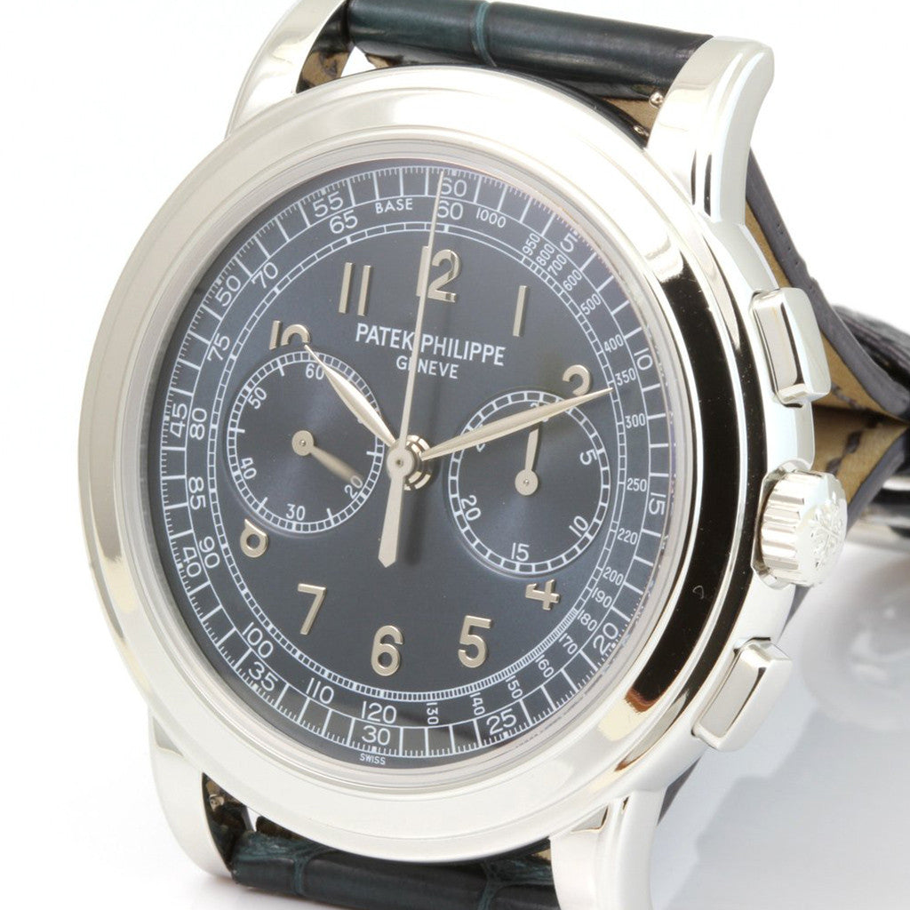 Patek Philippe 5070P Chronograph Watch