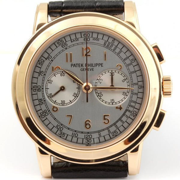 Patek Philippe 5070R Chronograph Watch