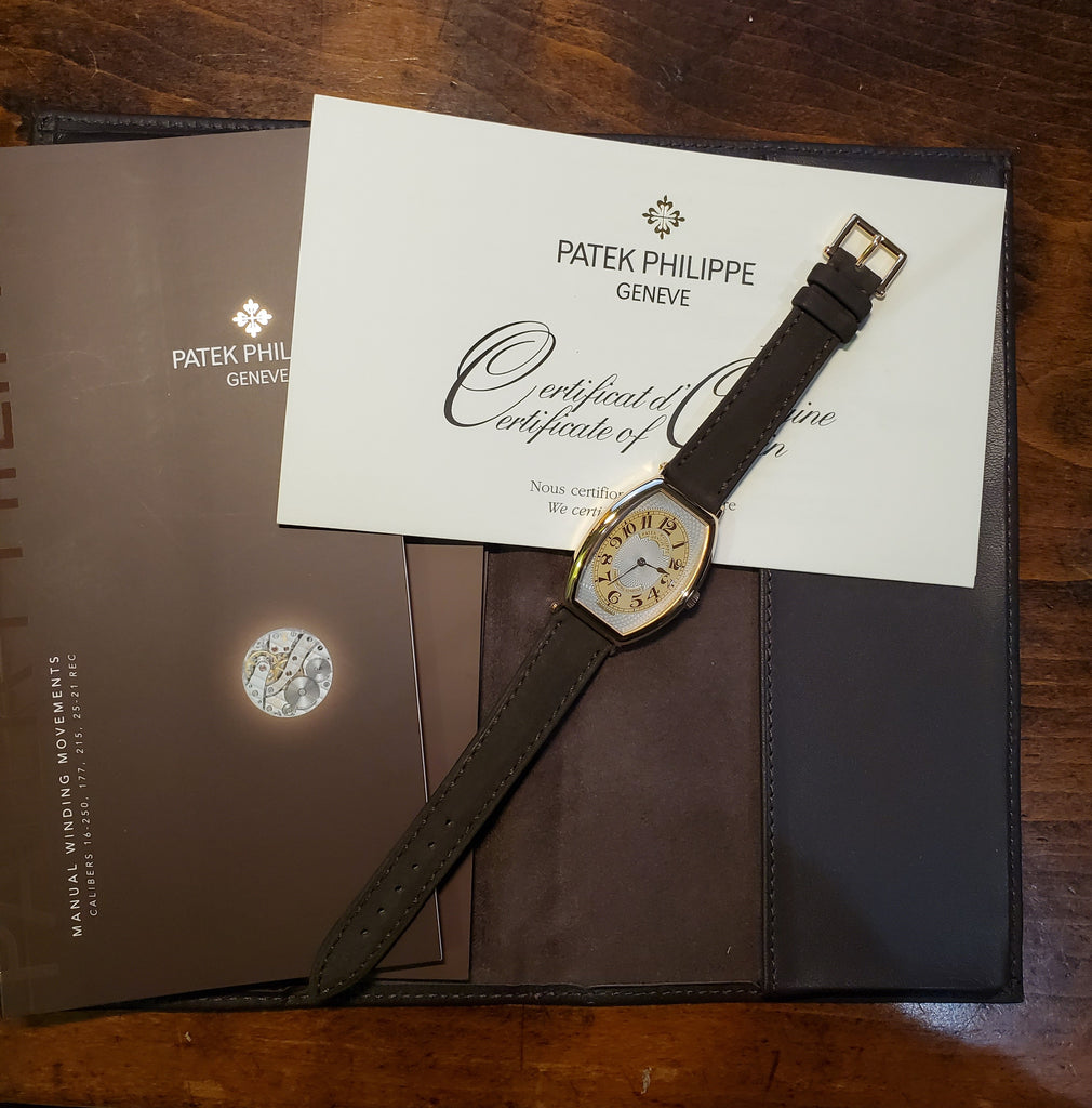 Patek Philippe 5098R Gondolo Watch circa 2010