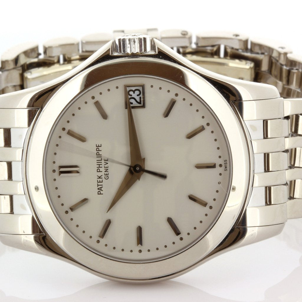 Patek Philippe 5107/1G Calatrava Watch