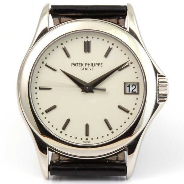 Patek Philippe 5107G Calatrava Watch