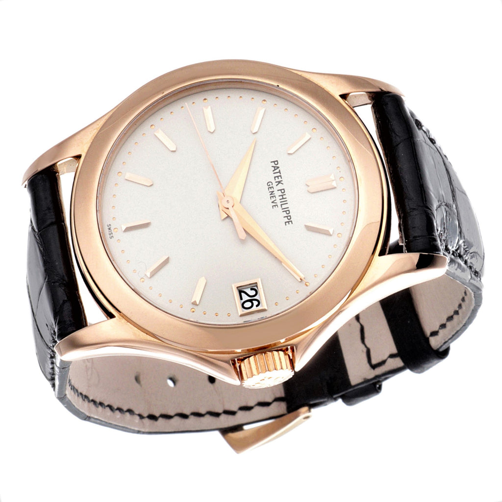 Patek Philippe 5107R Calatrava Watch circa 2003