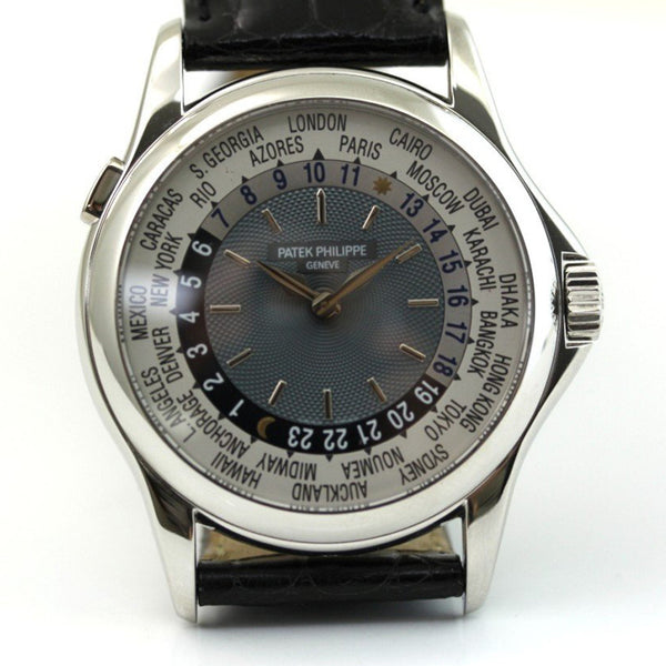 Patek Philippe 5110P World Time Watch