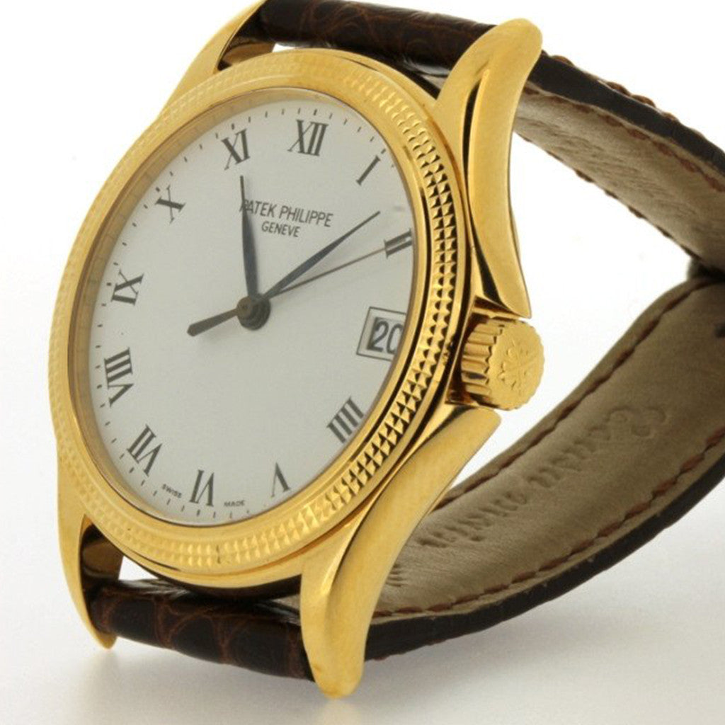 Patek Philippe 5117J Automatic Calatrava Watch