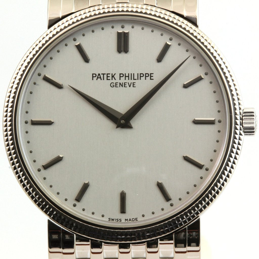 Patek Philippe  5120/1G Calatrava Watch