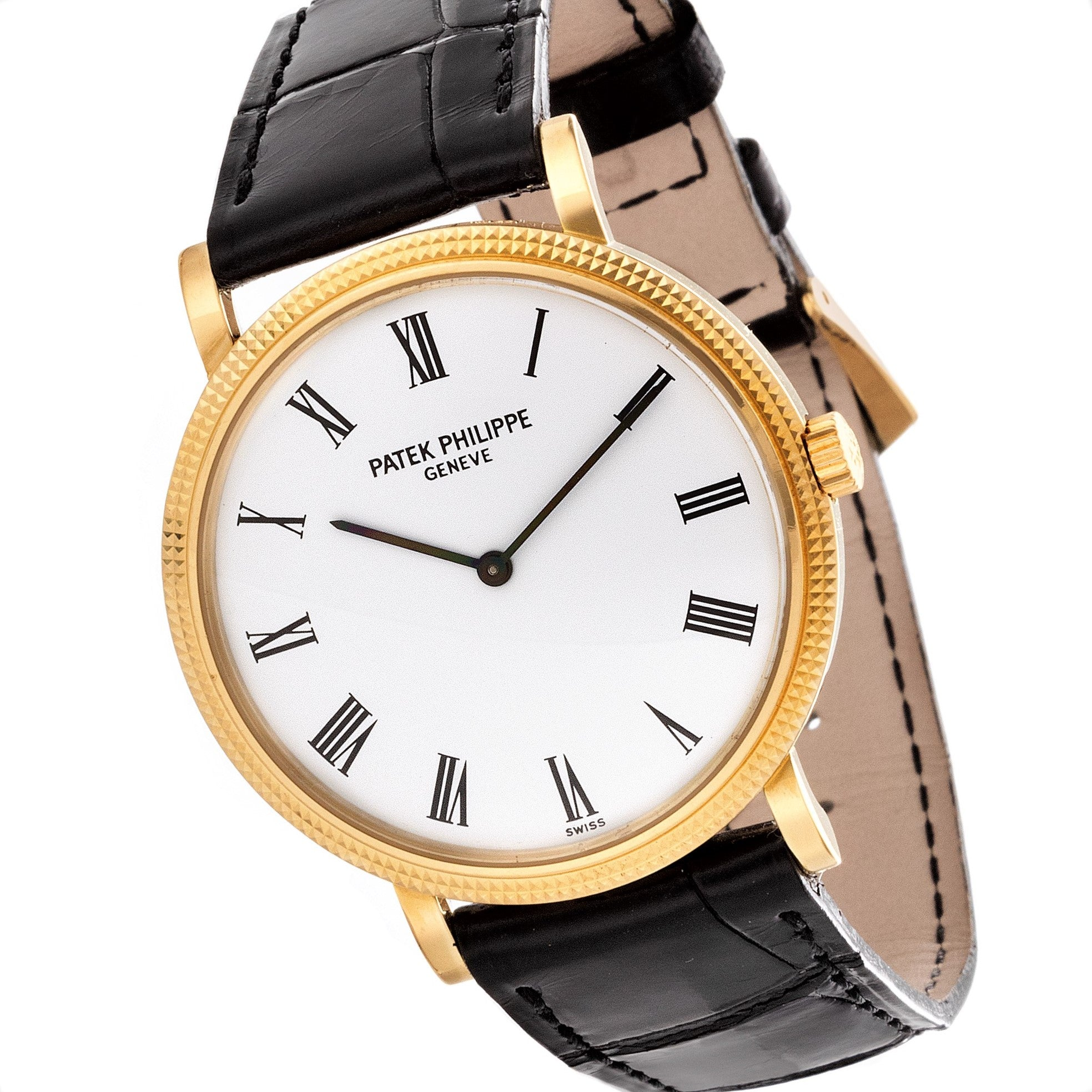 Patek Philippe 5120J Extra Thin Calatrava Watch