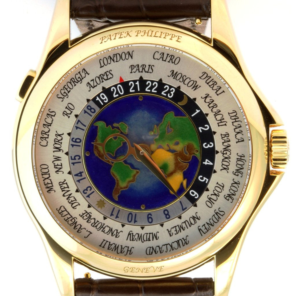 Patek Philippe 5131J-014 World Time Watch