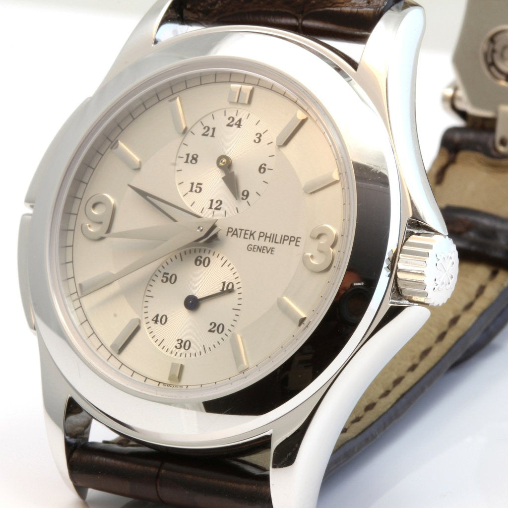 Patek Philippe 5134G Travel Time Watch