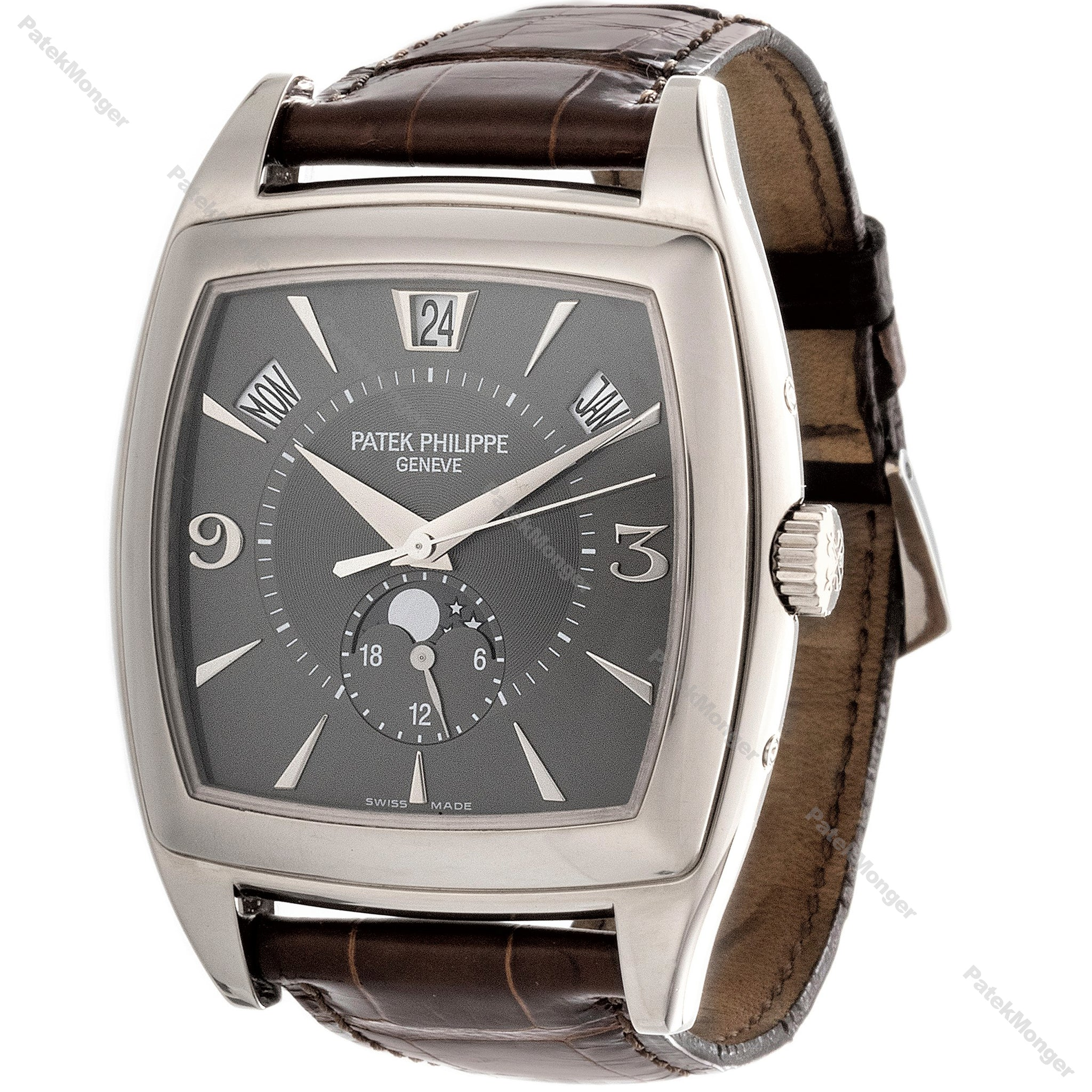 Patek Philippe 5135G-010 Gondolo Watch