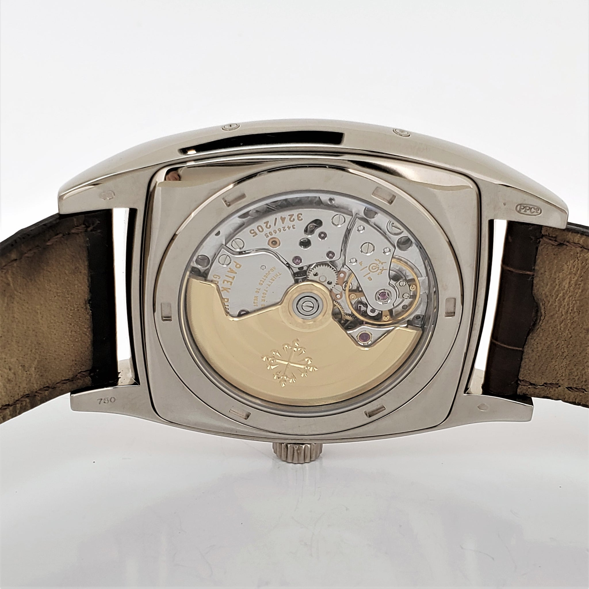 Patek Philippe 5135G Annual Calendar Watch