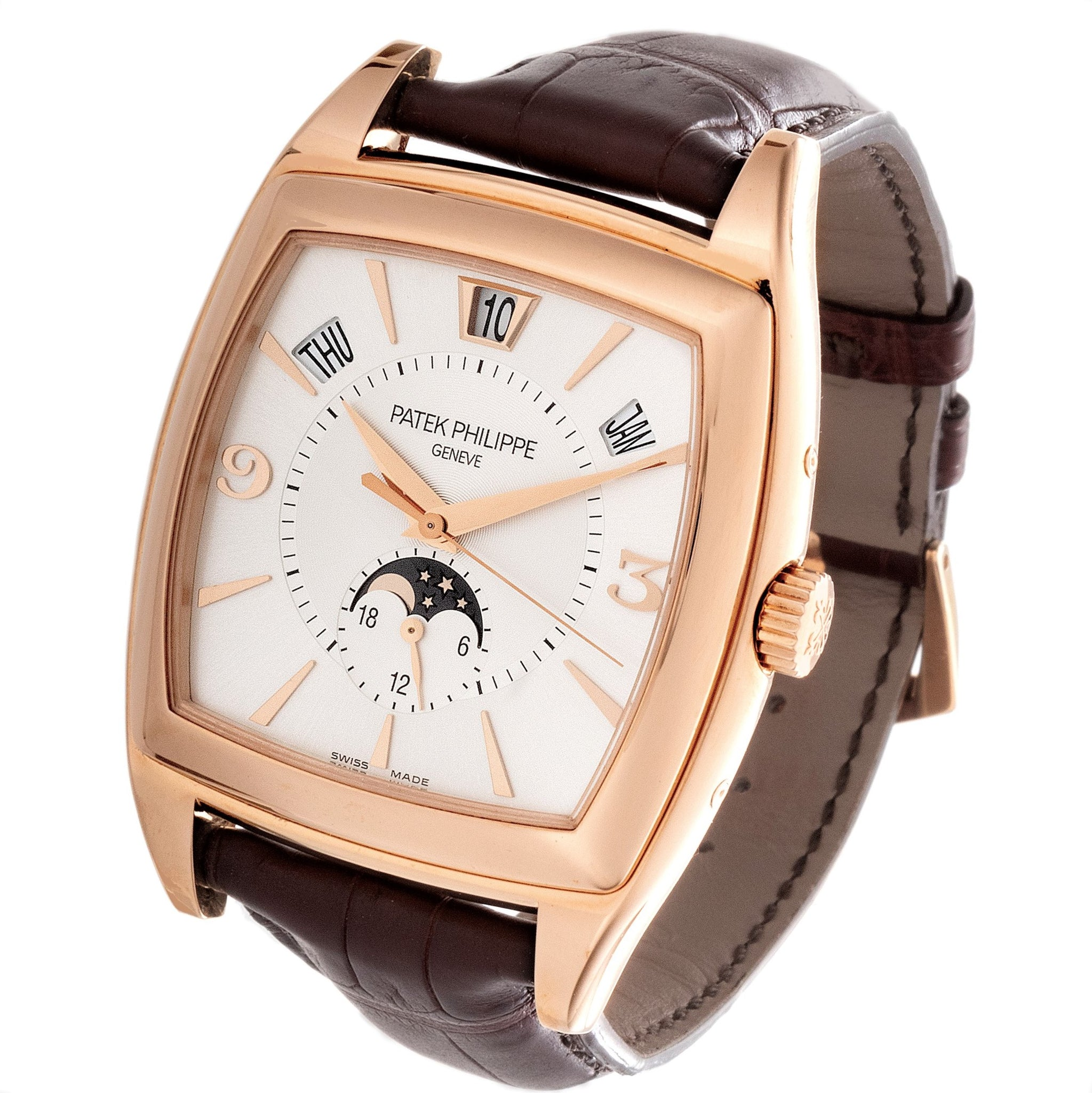 Patek Philippe 5135R Annual Calendar Watch