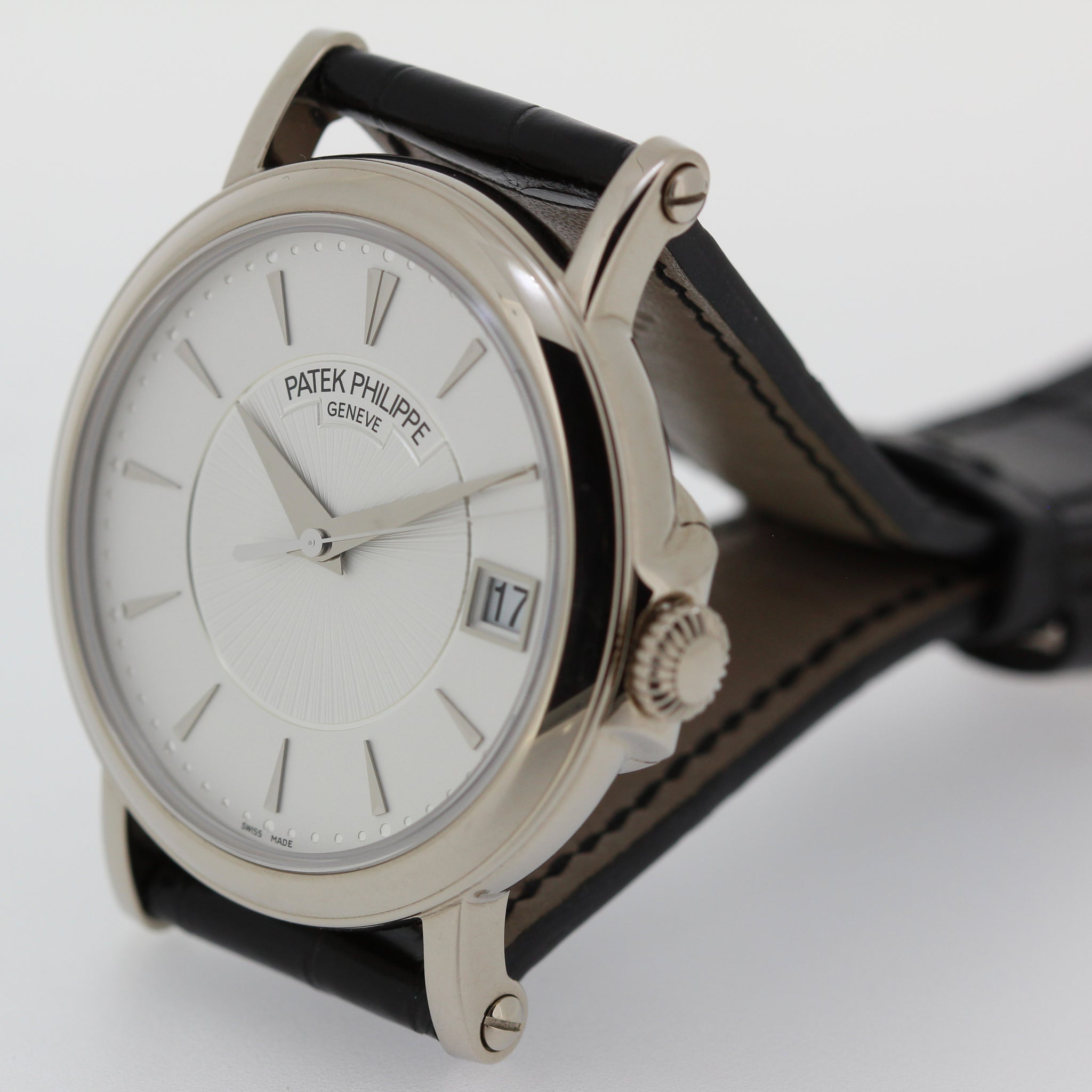 Patek Philippe 5153G-010 Calatrava Watch