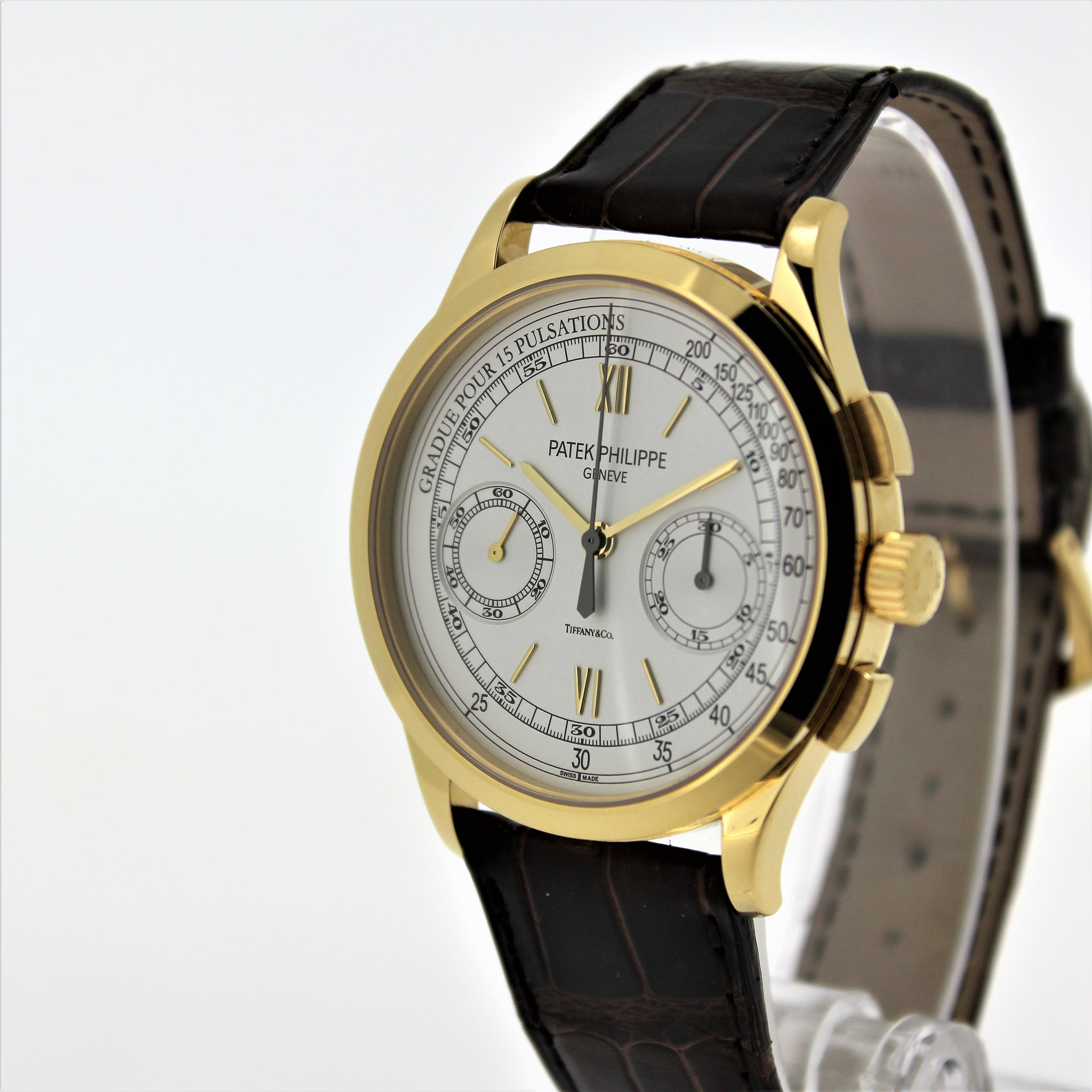 Patek Philippe 5170J-001 Chronograph Watch