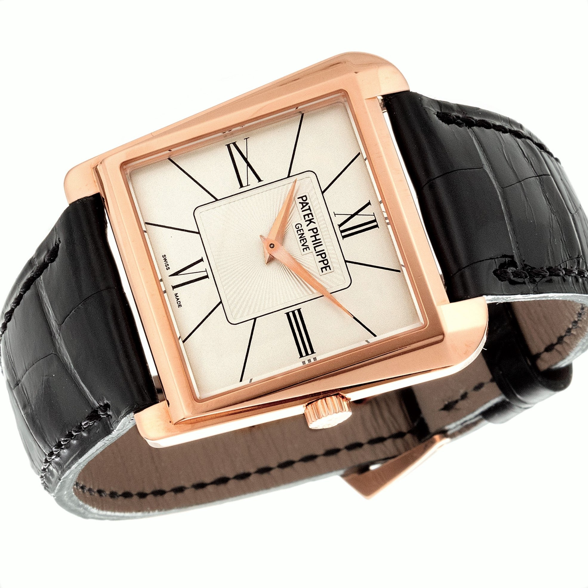 Patek Philippe 5489R Trapezoid Shaped Watch