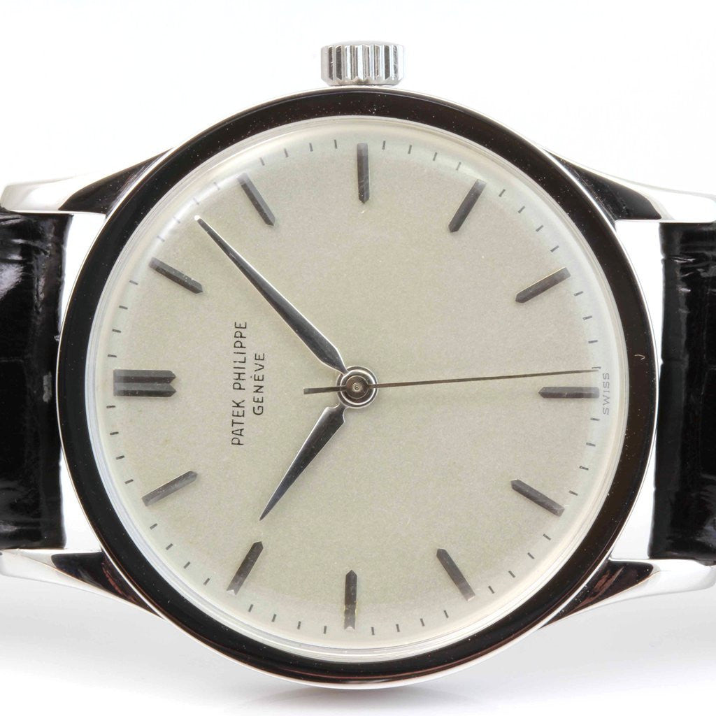 Patek Philippe 570G Calatrava Watch