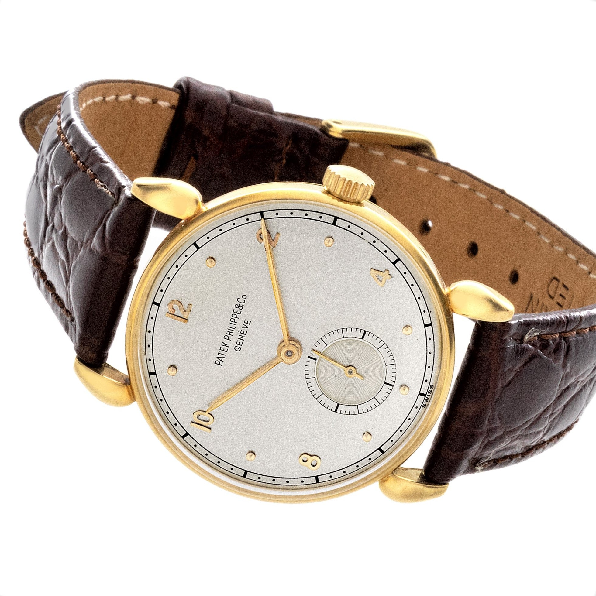 Patek Philippe 590J Calatrava Watch