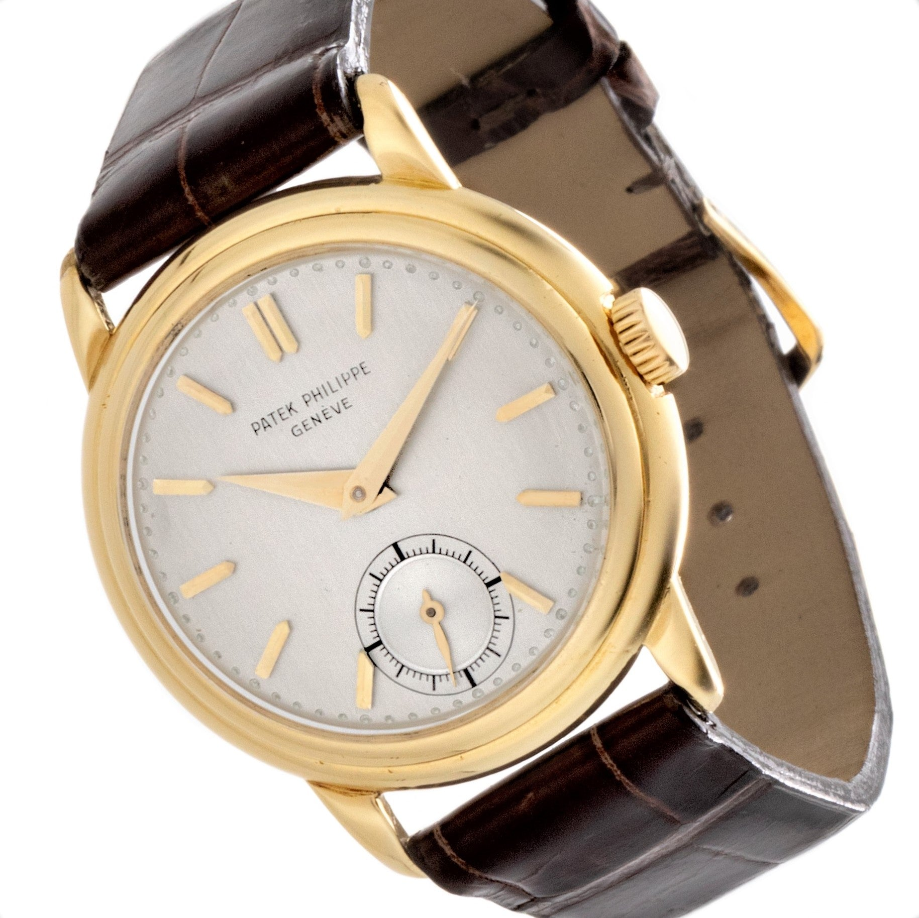 Patek Philippe 592J Calatrava Watch