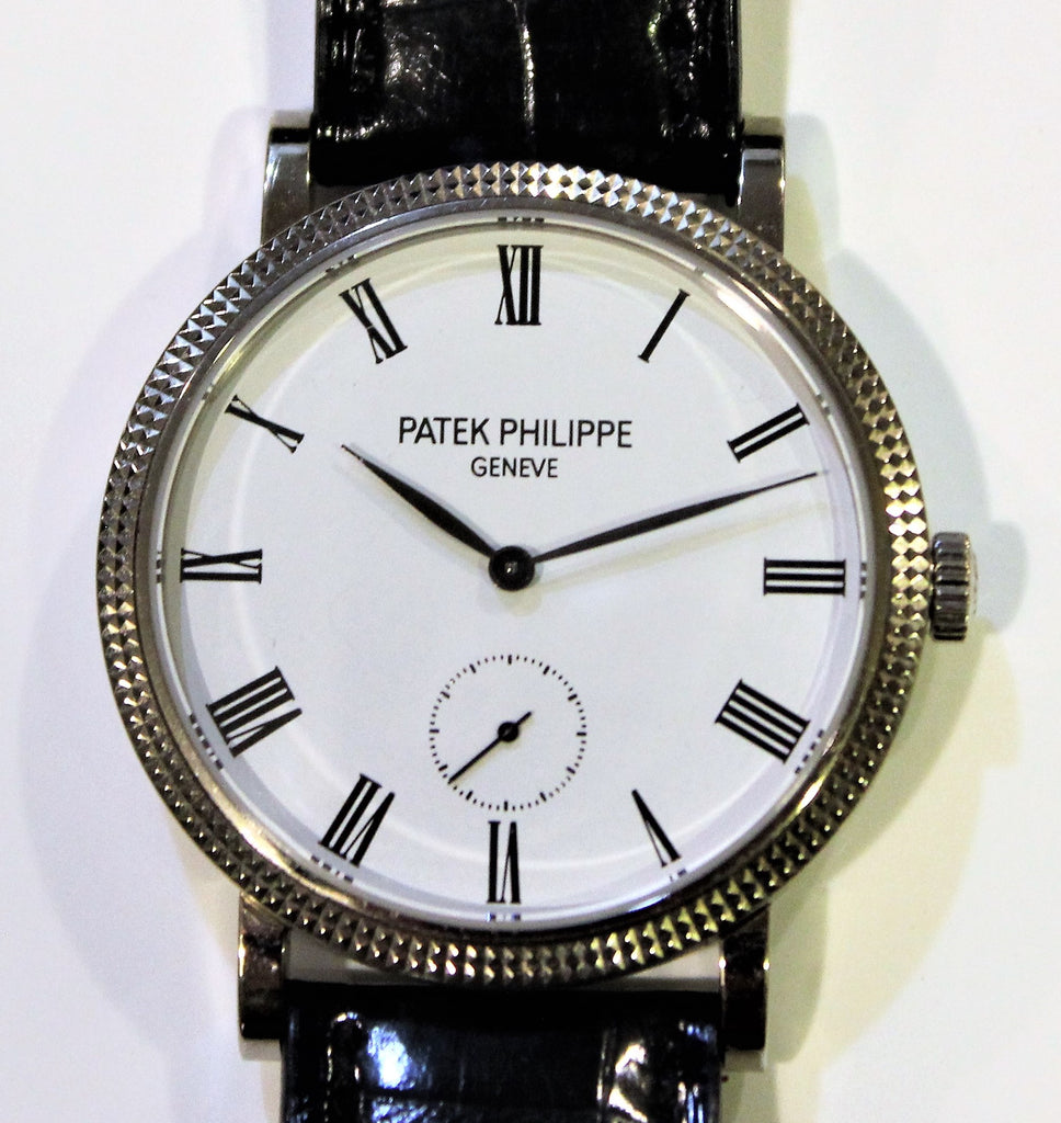 Patek Philippe 7119G Ladies Calatrava Watch