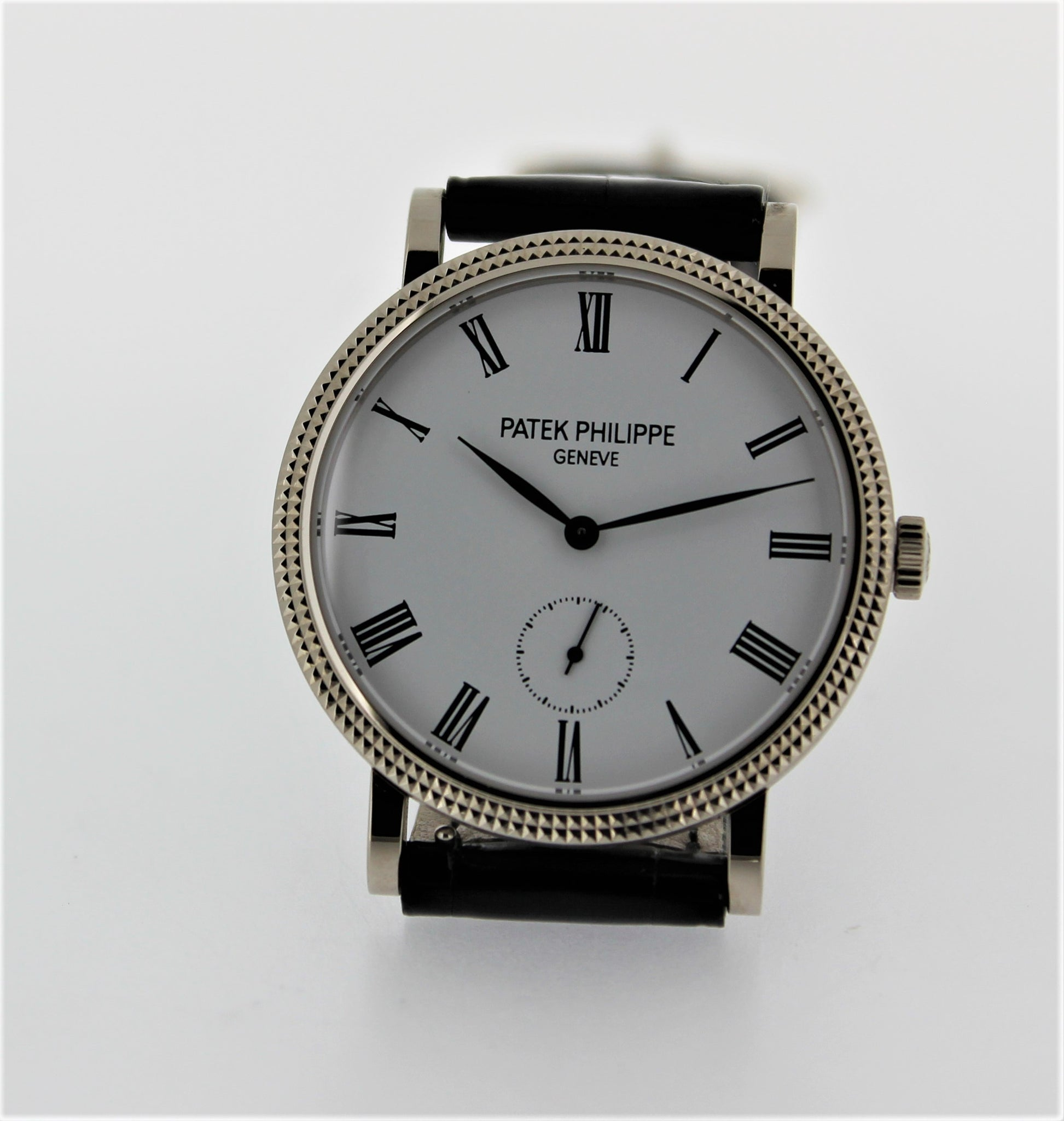 Patek Philippe 7119G Ladies Calatrava 31 mm Manual Wind Circ. 2011