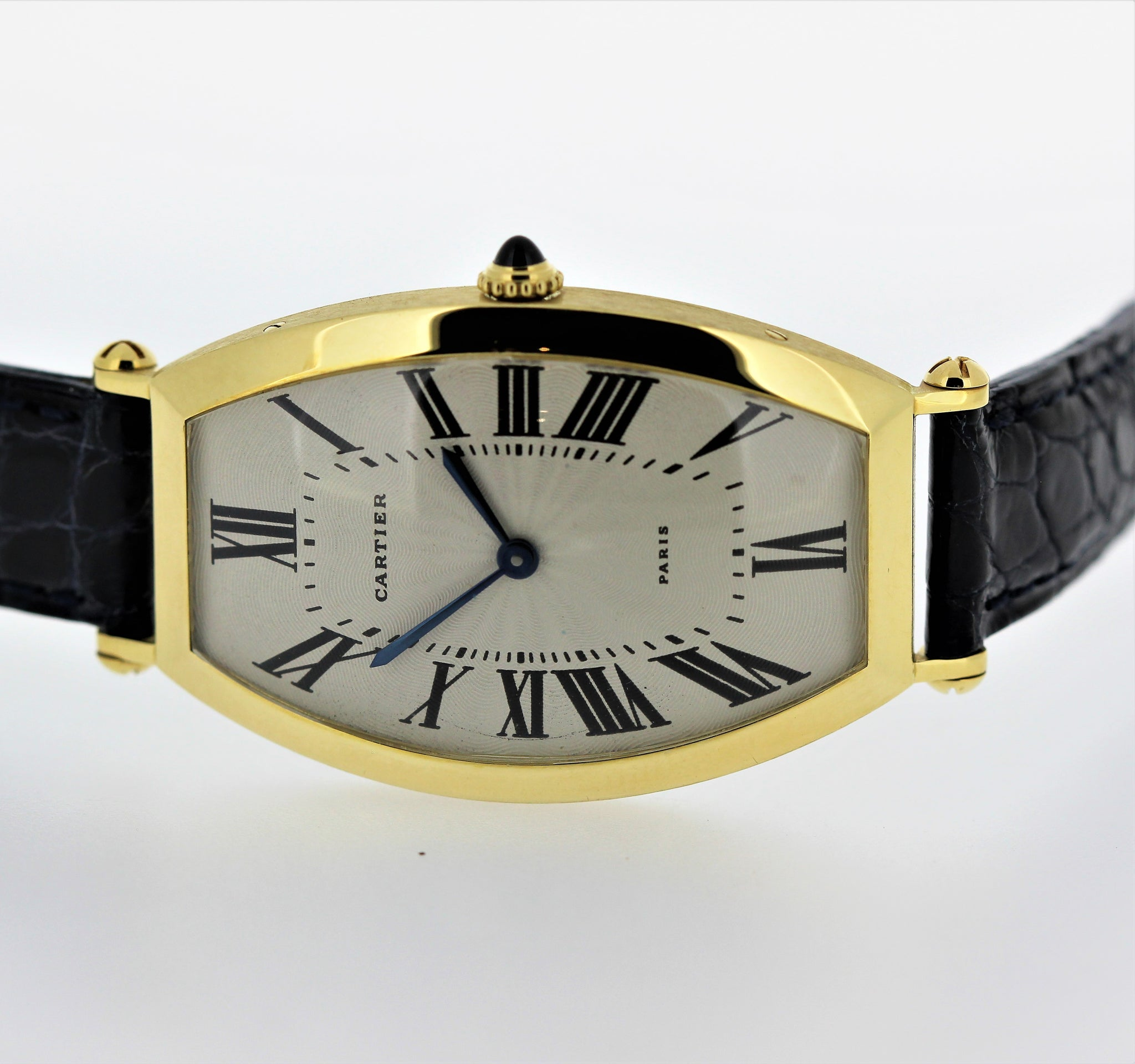 Vintage Cartier Paris Tonneau Large Watch