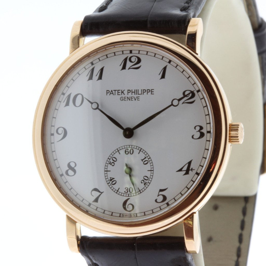Patek Philippe 5022R Calatrava Officers Watch