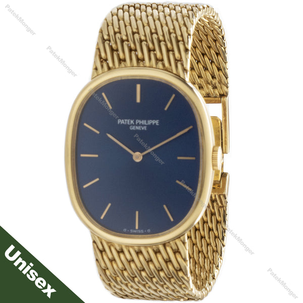 Patek Philippe 3848/8J Golden Ellipse Watch