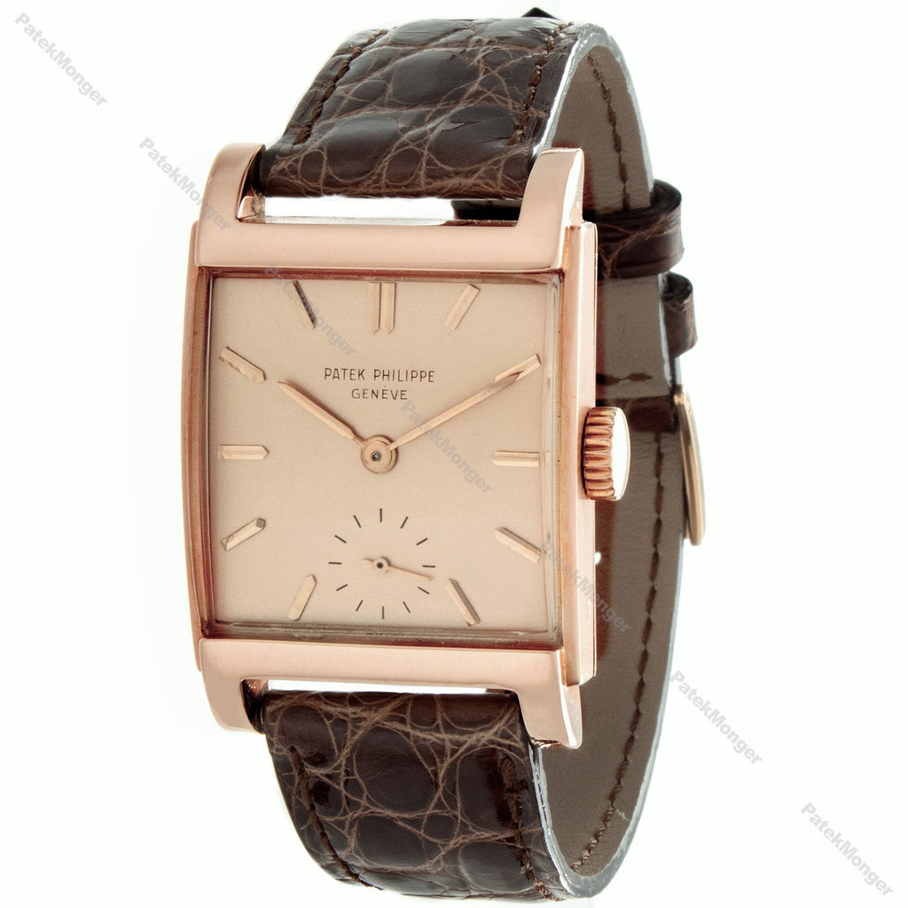Patek Philippe 2476R Vintage Large Rectangular Watch