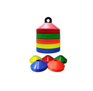 1 Sport Stop Multi Color 50 Disc Cone Set with Carrier