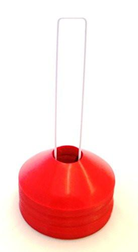 Cone Disc Stand Holder Holds Up To 120 Cones Wire Carrier for Cones