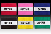 Soccer Team Captain's Arm Band 3 Pack Adult Size Armband