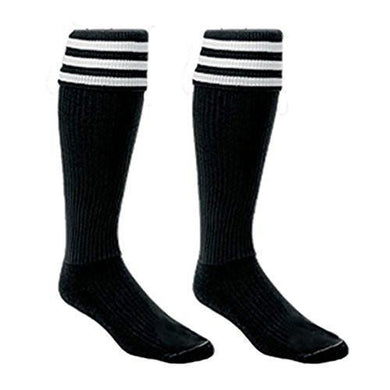 Official Stiping Referee Soccer Socks