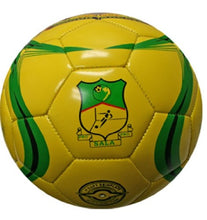 Low Bounce Practice Futsal Soccer Ball Yellow Green Size 4
