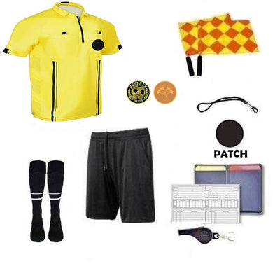 1 Stop Soccer 2017 Soccer Premium Referee 10 Piece Package