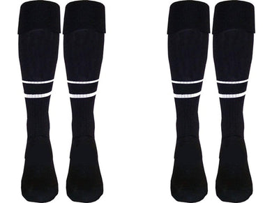 Soccer Referee Socks 2 Pair