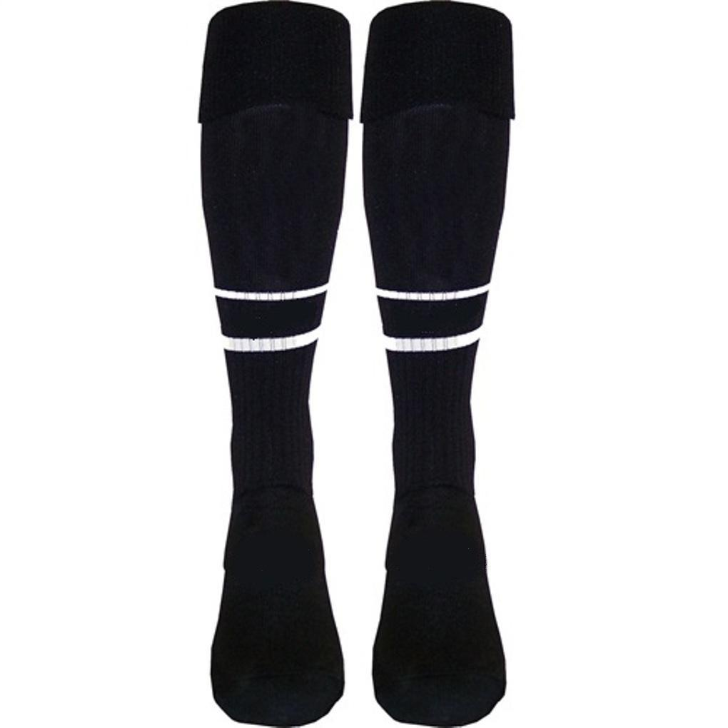New Style 2-Stripe Soccer Referee Socks