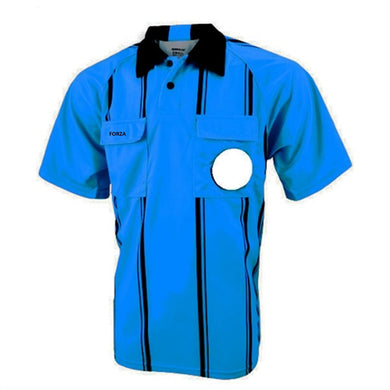 Soccer Premier Referee Jersey Blue Size Adult 4X Large