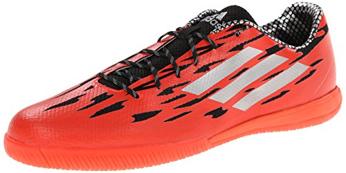 adidas Performance Men's FF Speedtrick Soccer Cleat, Solar Red/Black/Black