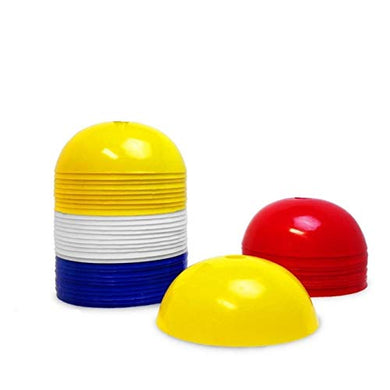 1 Stop Soccer Set of 5 Very Hard Shell Dome Cones