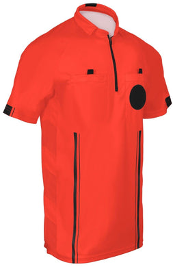 Youth New Style Referee Soccer Jersey