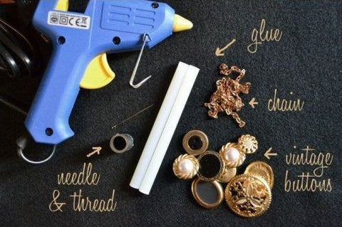 5 Accessory DIY to help you #MAKESMTHNG