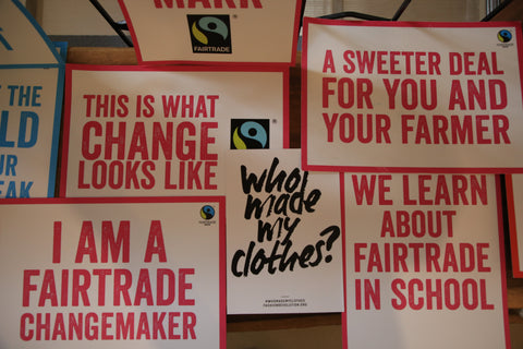 How I spent Fair Trade Week with Fairtrunk, Fair Trade India & Fashion Revolution