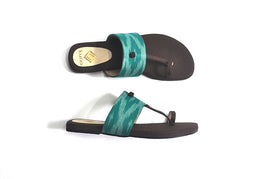 Algae | Upcycled Handcrafted Footwear