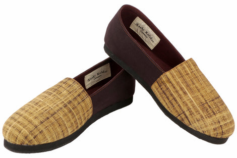 Donndubhan | Handcrafted Vegan Slip-On Shoes - Men