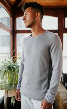 Raglan Long Sweater : Hopkins
