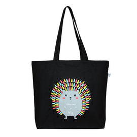 Cotton tote bag printed