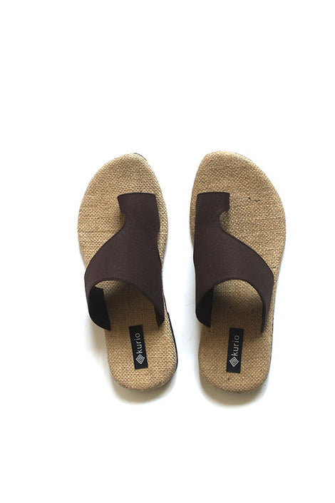 Boat: Brown | Upcycled Handcrafted Footwear