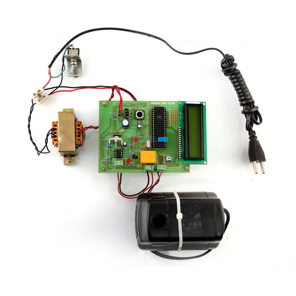 Electronics Hub - Automatic Irrigation System on Sensing Soil Moisture Content